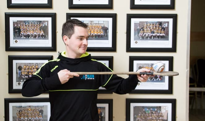 Unusual things to do in Dublin- hurling at Clash via @insidetravellab