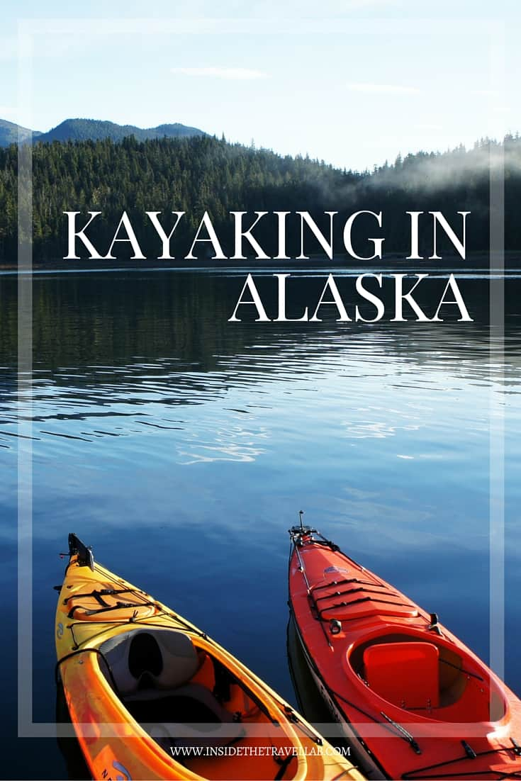 Kayaking in Alaska - an amazing experience in the USA - via @insidetravellab