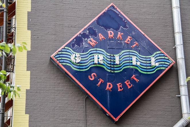 Signpost in Salt Lake City