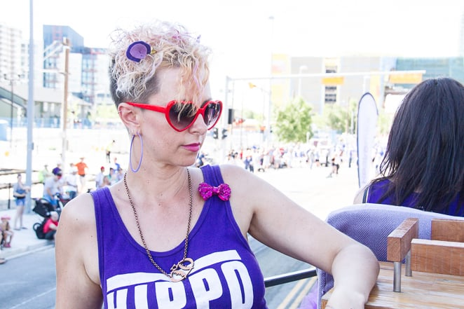 Burning Man and Beakerhead science education at the Calgary Stampede
