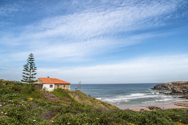 Alentejo Coast in Portugal via @insidetravellab