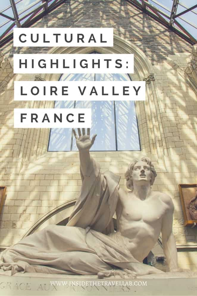 Highlights of the Loire Valley France > The bread, the jam, the lettuce, the postboxes. The way that baguette tears apart: soft crumbs on the table, harsh abrasion in my mouth. Such deep-seated memorabilia make my travel into the Loire Valley more family reunion than voyage to a faraway land. - via @insidetravellab