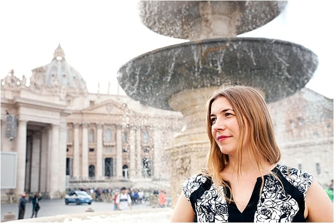 Read about my experience of a Travelshoot in Rome. I'd recommend a Travelshoot if you're looking for memorable snaps of your trip and a memorable non-commercial, non tourist type guide.
