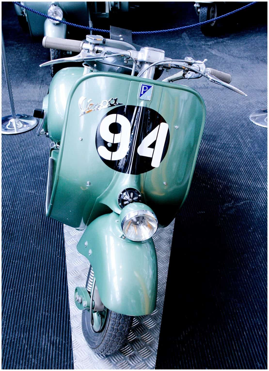 The Vespa Piaggio Museum in Tuscany, Italy. An unusual thing to do and an intriguing story. Via @insidetravellab