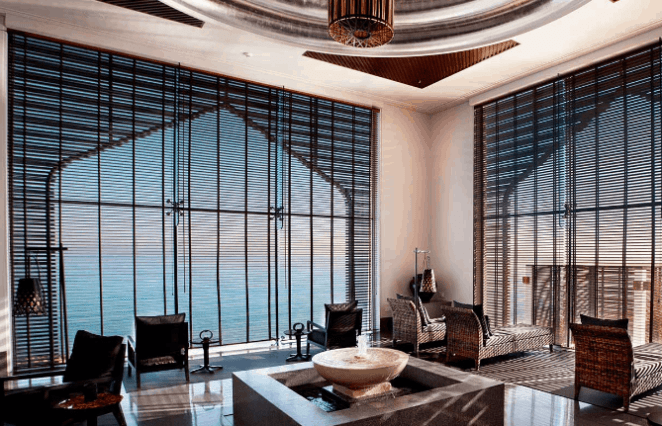 Best spa in the world Chedi Muscat