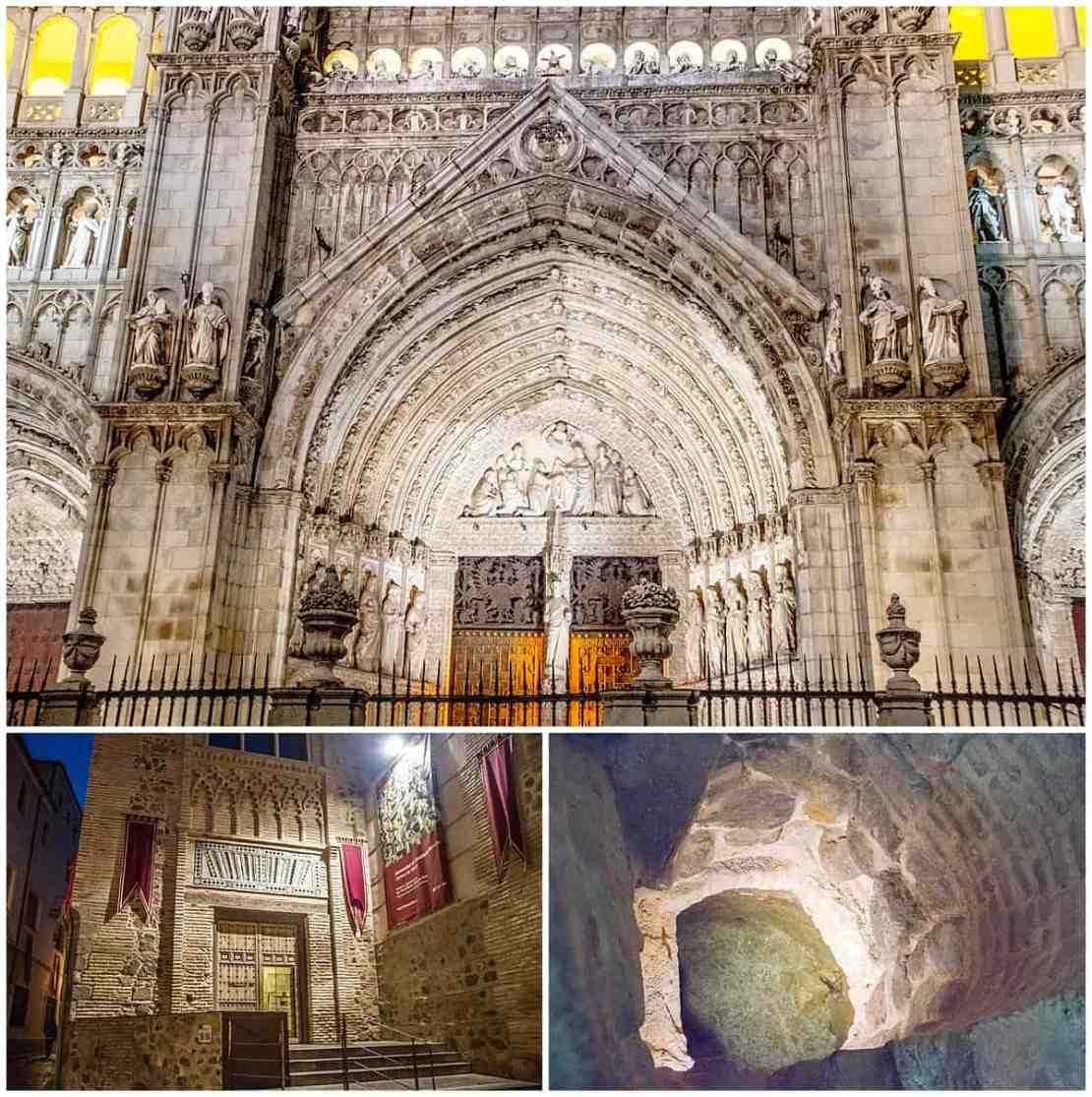 Medieval Toledo Spain