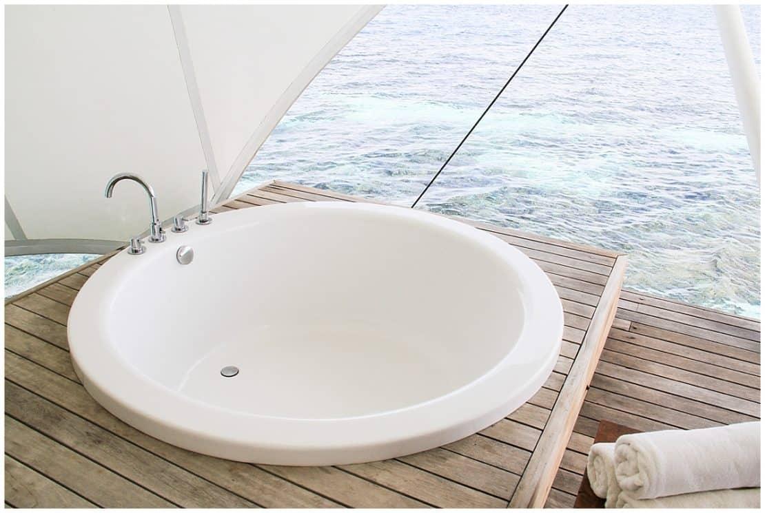 W Hotel Maldives Retreat Spa in the Maldives Islands