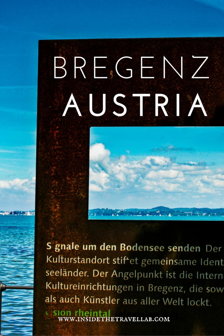 The beautiful lakeside city of Bregenz in Austria via @insidetravellab
