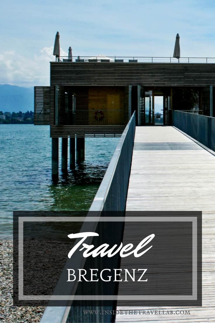 Travel to Bregenz Austria via @insidetravellab