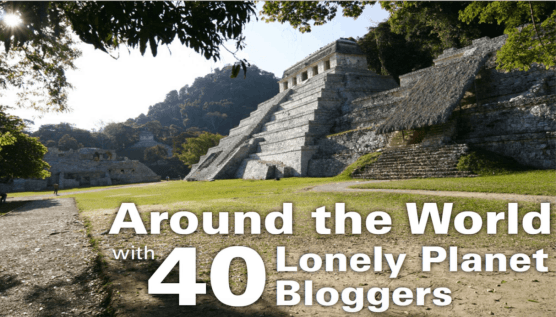 Around the World with 40 Travel Bloggers