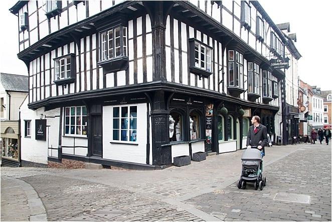 Shrewsbury Medieval Centre