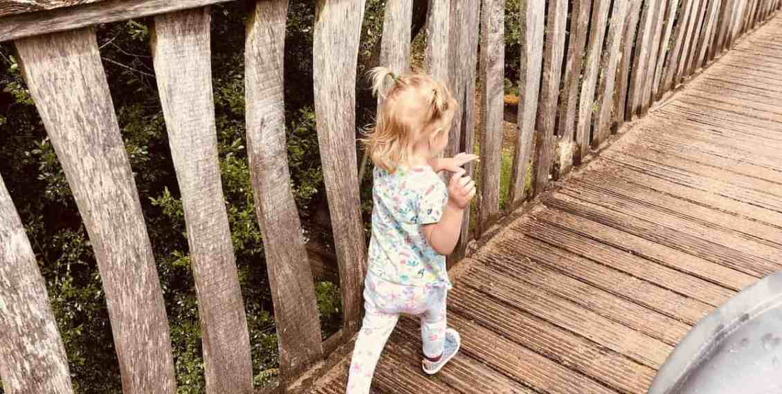 Travel with toddler - STRIDING ALONG