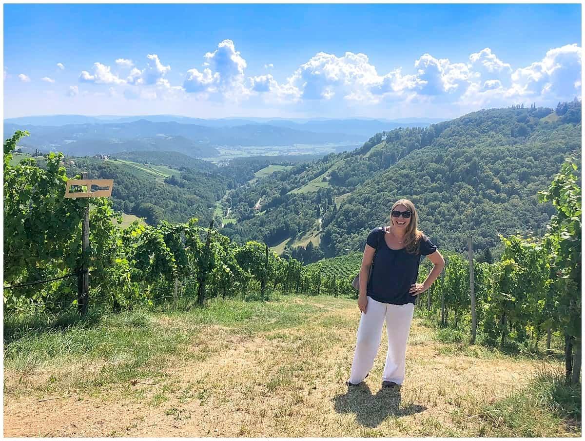 BUSCHENSCHANK STEIERMARK - Styrian vineyard