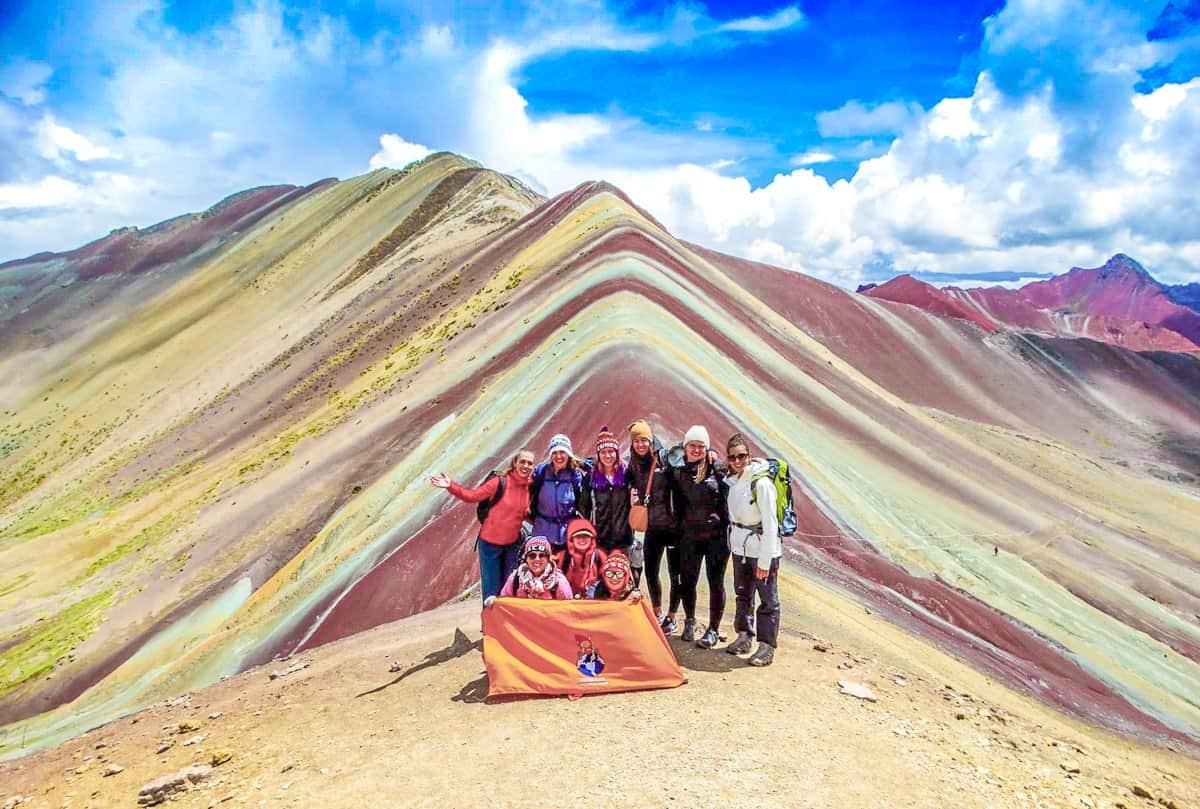 1. Ausangate trail in Peru. © Adner Choqqe Lique one of the best hikes in the world
