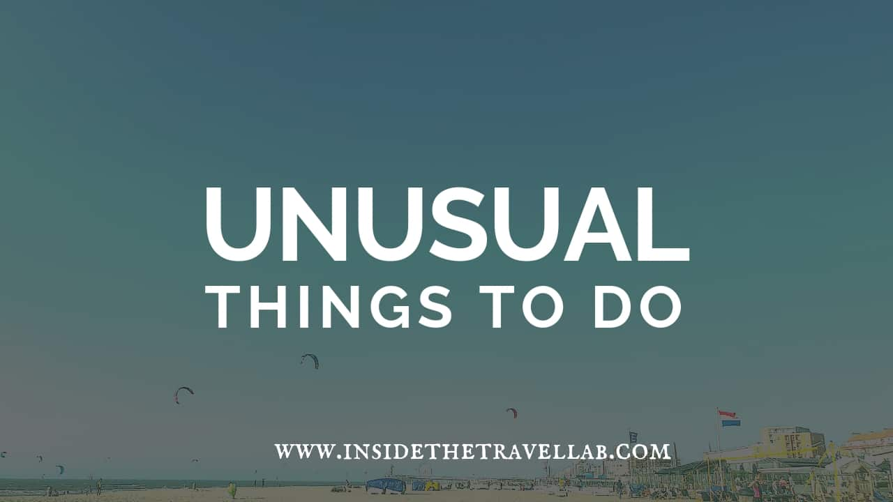 Unusual Things to do in the Hague