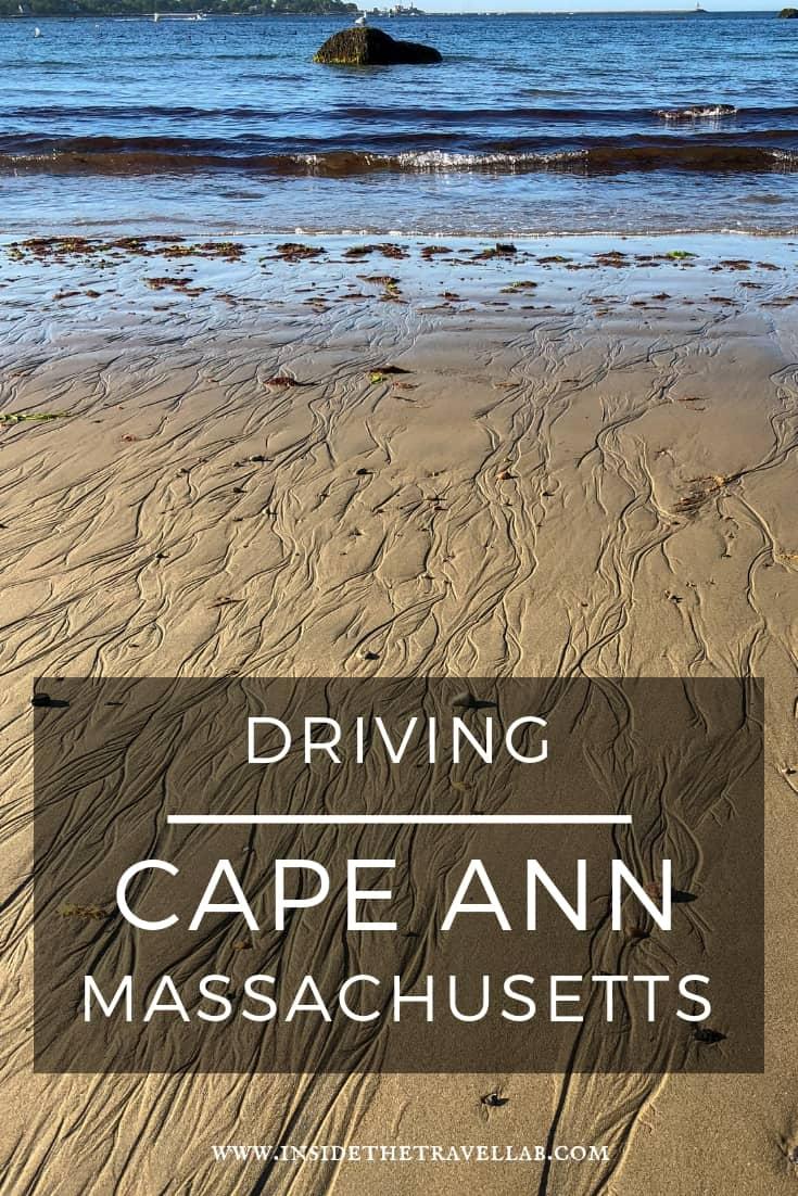 Cape Ann - Driving Massachusetts