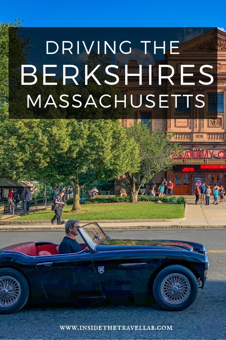 Driving the Berkshires Massachusetts - a perfect road trip from Boston to take in Dr Seuss, Norman Rockwell, Tanglewood, Eric Carle and more. Via @insidetravellab