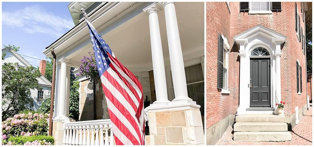Road trip from Boston - Salem House