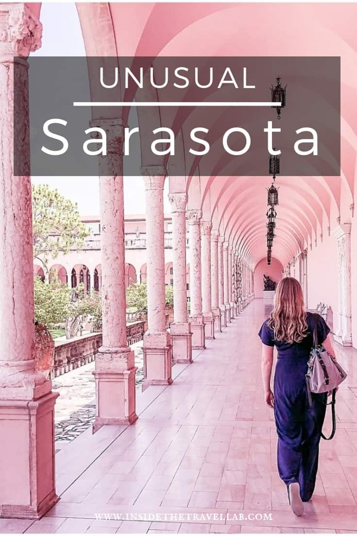 Step off the tourist trail and enjoy 10 beautiful and unusual things to do in Sarasota, Florida. Including the best beach in America, sealife encounters and more. #Sarasota #Florida #FlyDrive