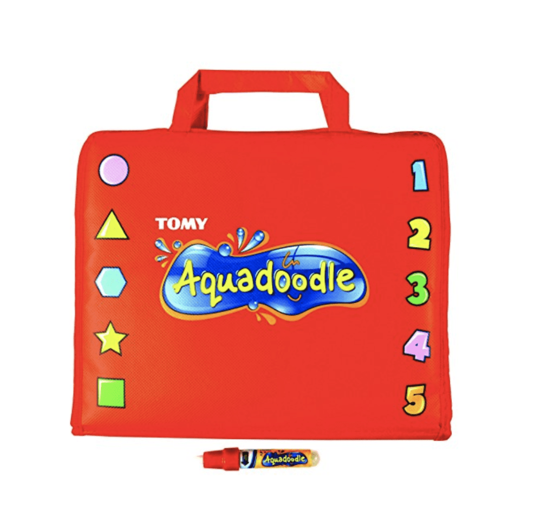 Travel Aquadoodle Set for Toddlers on a Plane