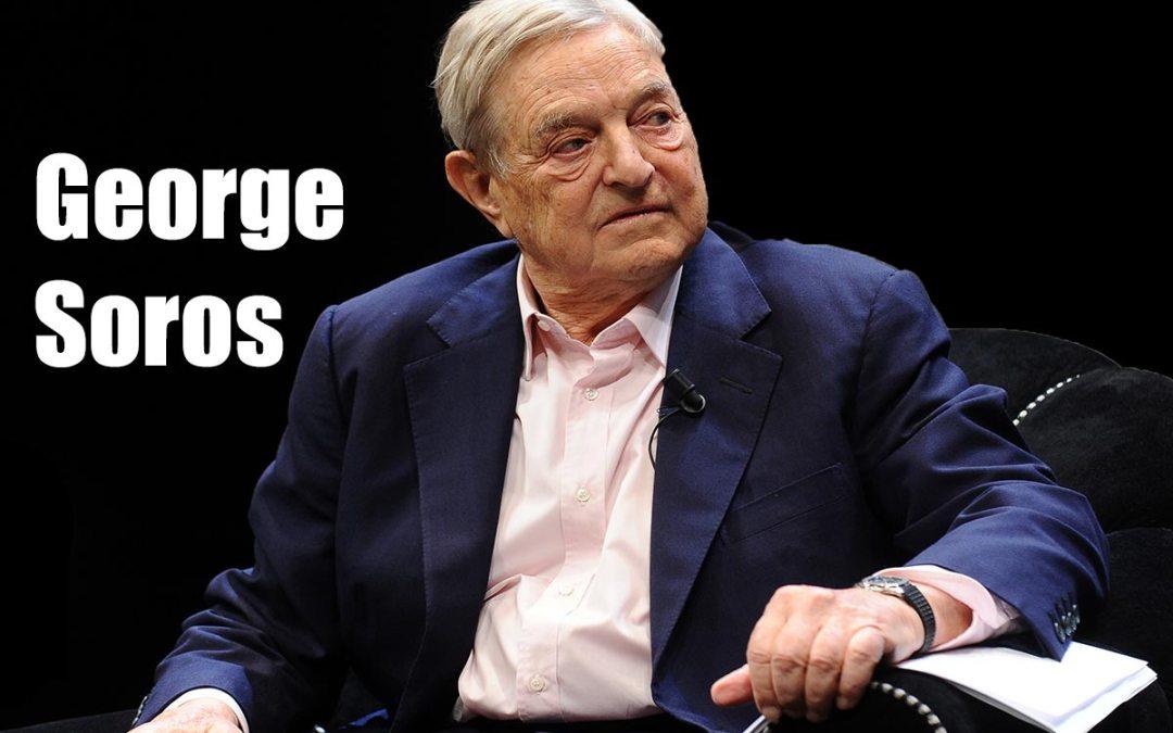 George Soros – Krieg und Frieden