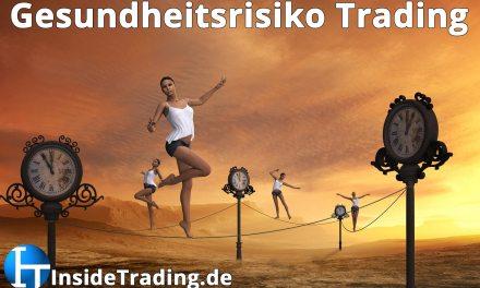 Gesundheitsrisiko Trading