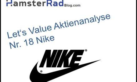 Aktienanalyse – Nike Aktie – Value