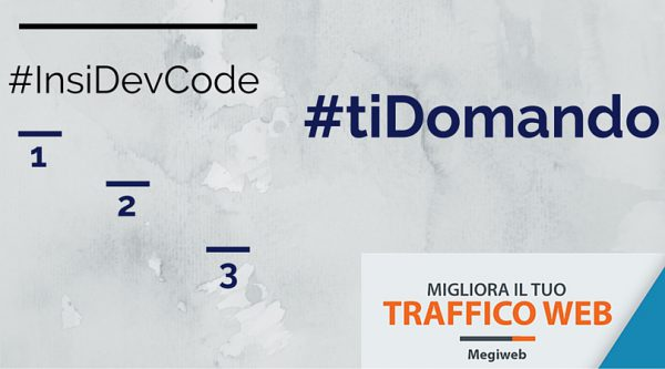 #tiDomando_ Filippo-Perazzol
