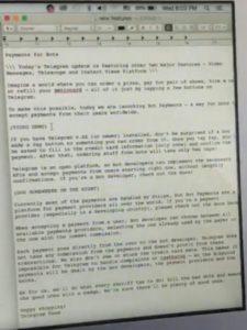 telegram-novità