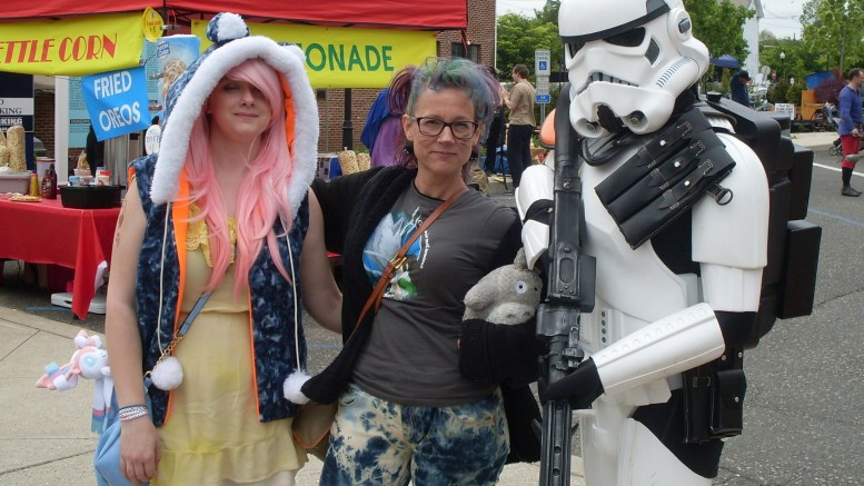 Photo Gallery: Washington's Sci-Fi Fantasy Day Out Of This World