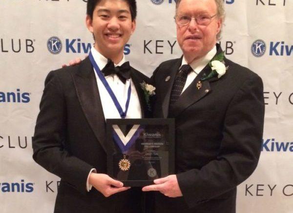 Kiwanis' Gandley To Receive Top Key Club Honor | Inside Warren