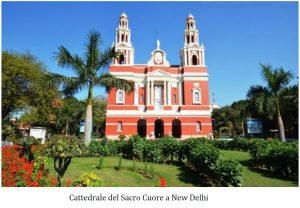 Cattedrale del Sacro Cuore a New Delhi