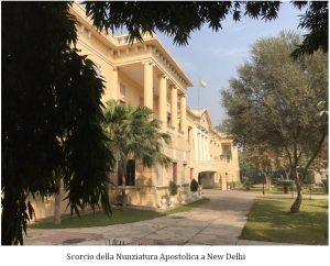 Nunziatura Apostolica a New Delhi