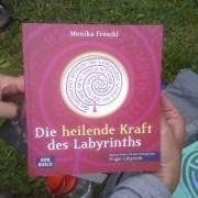 """Buch zum Workshopthema """"Labyrinth"""""""