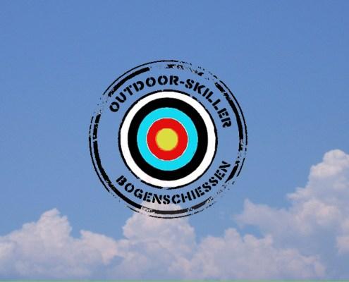 Stempelbild mit Zielscheibe