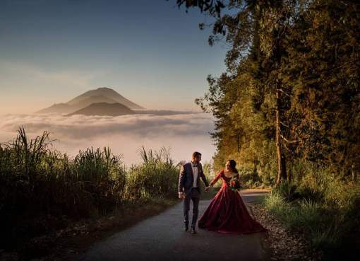 Honeymoons Island Hopping – Wedding in Bali