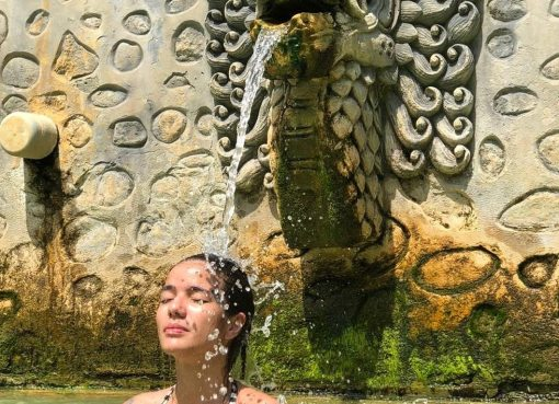 Travelling North: Banjar Hot Springs