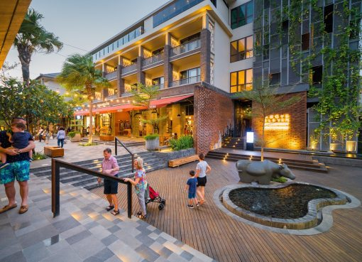 Samasta Lifestyle Village: The Only Entertainment & Culinary Hub in Jimbaran