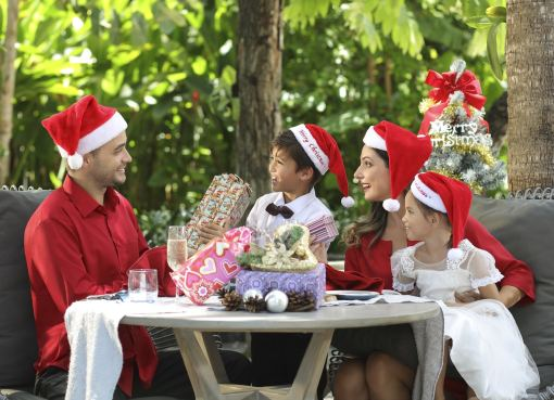 Top 5 Recommended Places to Savour Christmas Feast in Bali