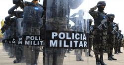 Honduras' military police force