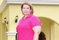 Digna Valle received 11 years in prison