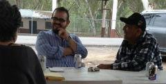 Rodrigo Vallejo and 'La Tuta'