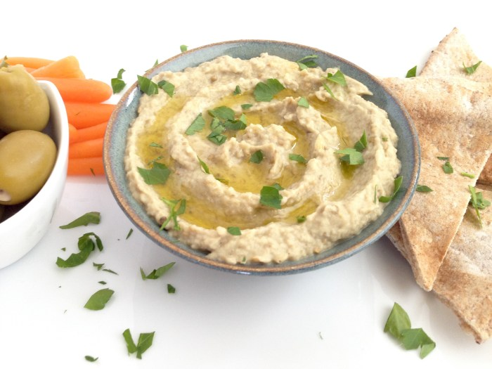 simple baba gnash easy eggplant dip