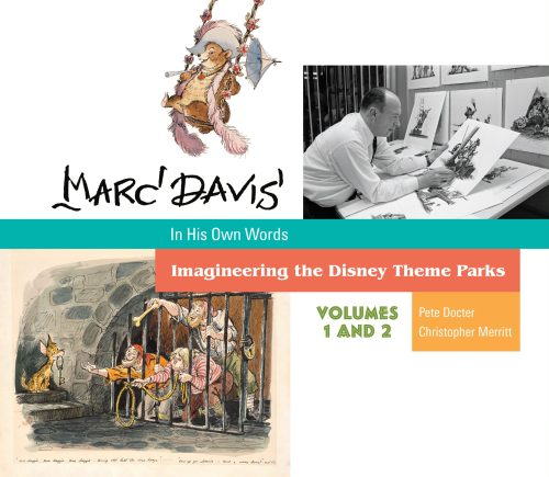 Marc Davis in his own words cover