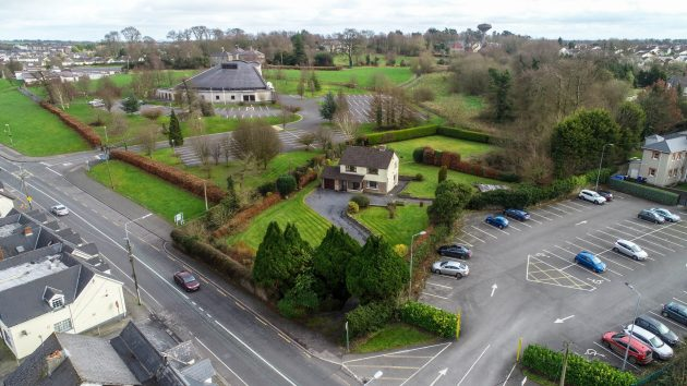 Devinish, Mullingar - Drone Photography