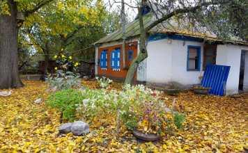 Bright colors near Divkanka