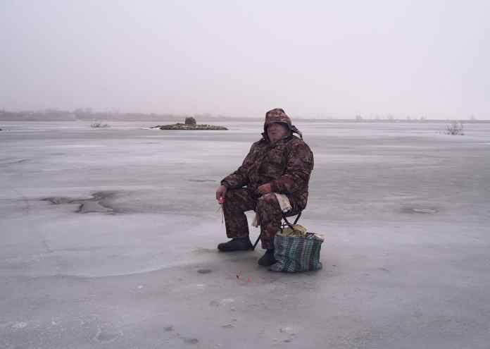 kurakhove icefishing
