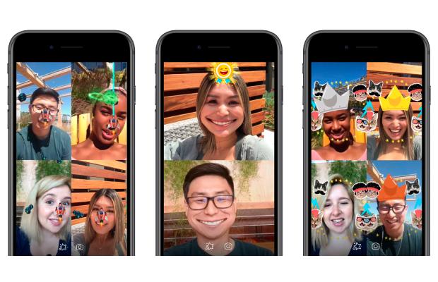 Destacada Facebook realidad aumentada