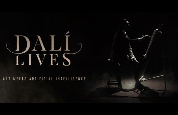 Destacado Dali revive Inteligencia Artificial Machine Learning