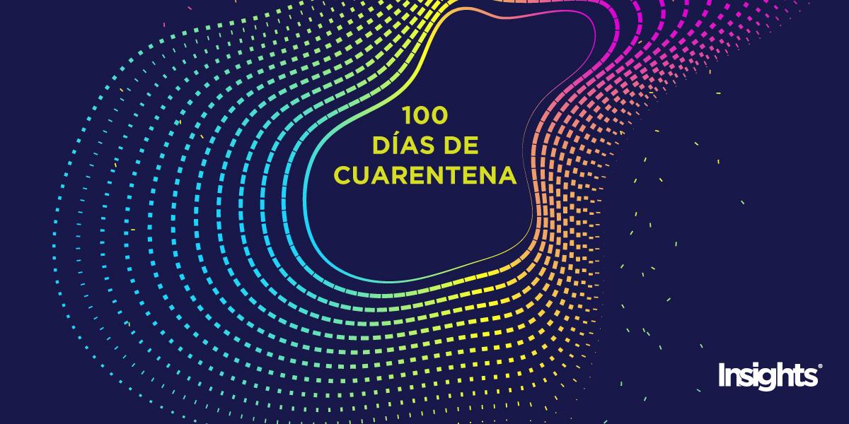 100 días de cuarentena